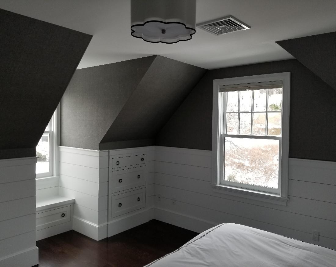 Dormered Bedroom