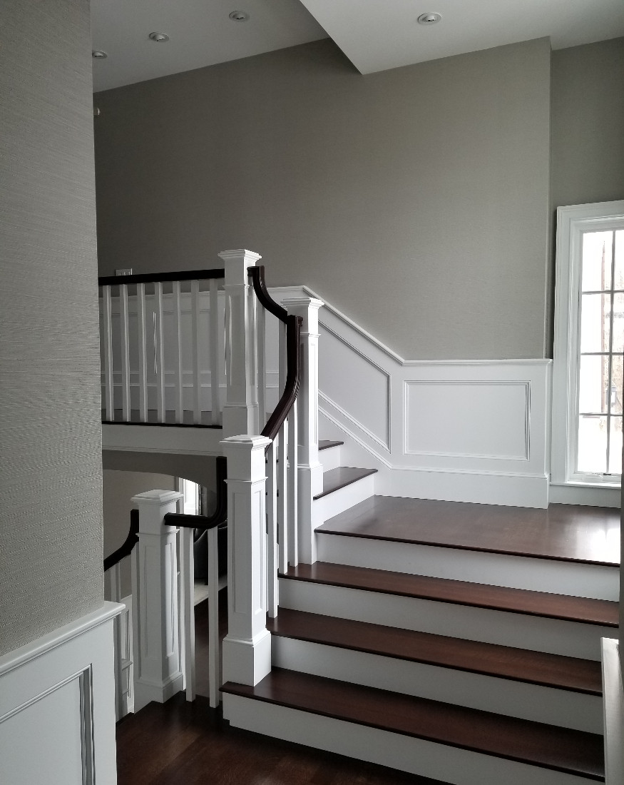 Formal staircase